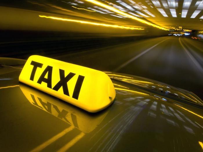 Taxi non-stop
